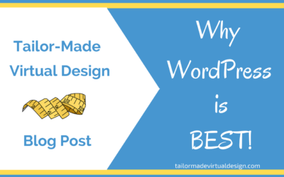 Why WordPress is Best to Build Your Website