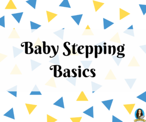 Baby Stepping Basics Package