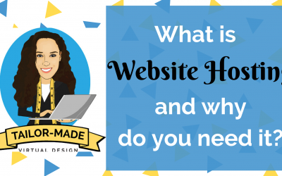 Website Hosting – What is it and why do you need it?
