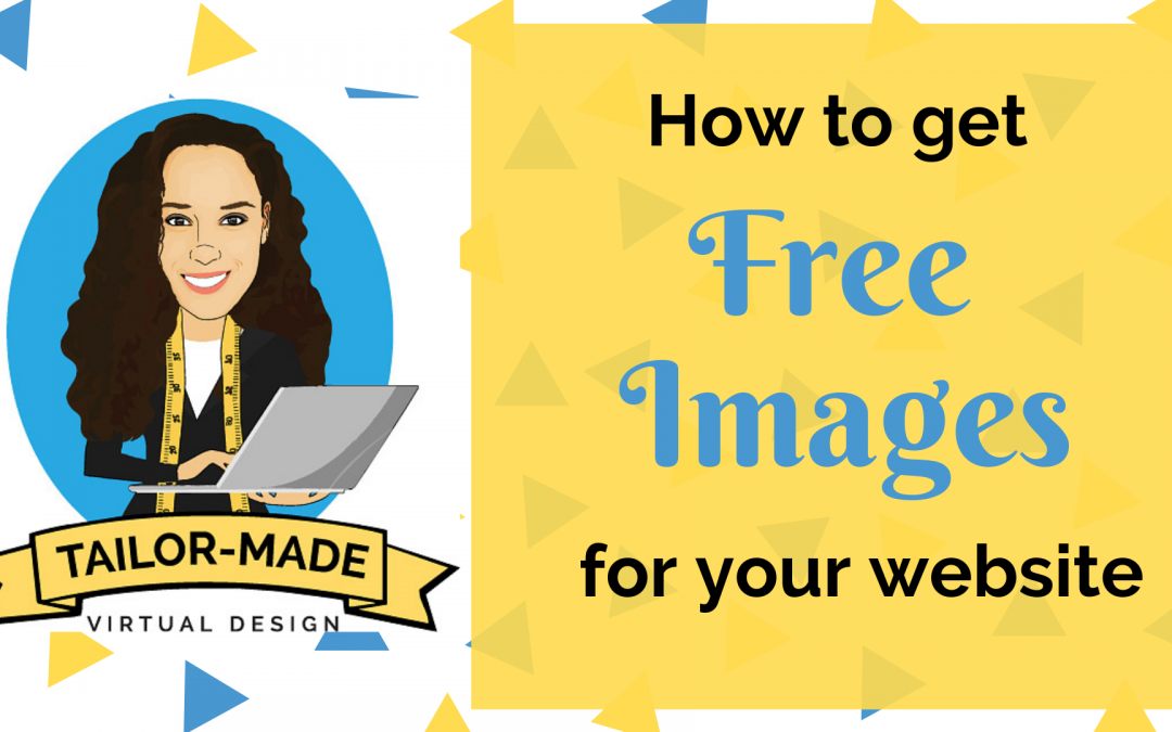 How to Get Free Images for Your Website