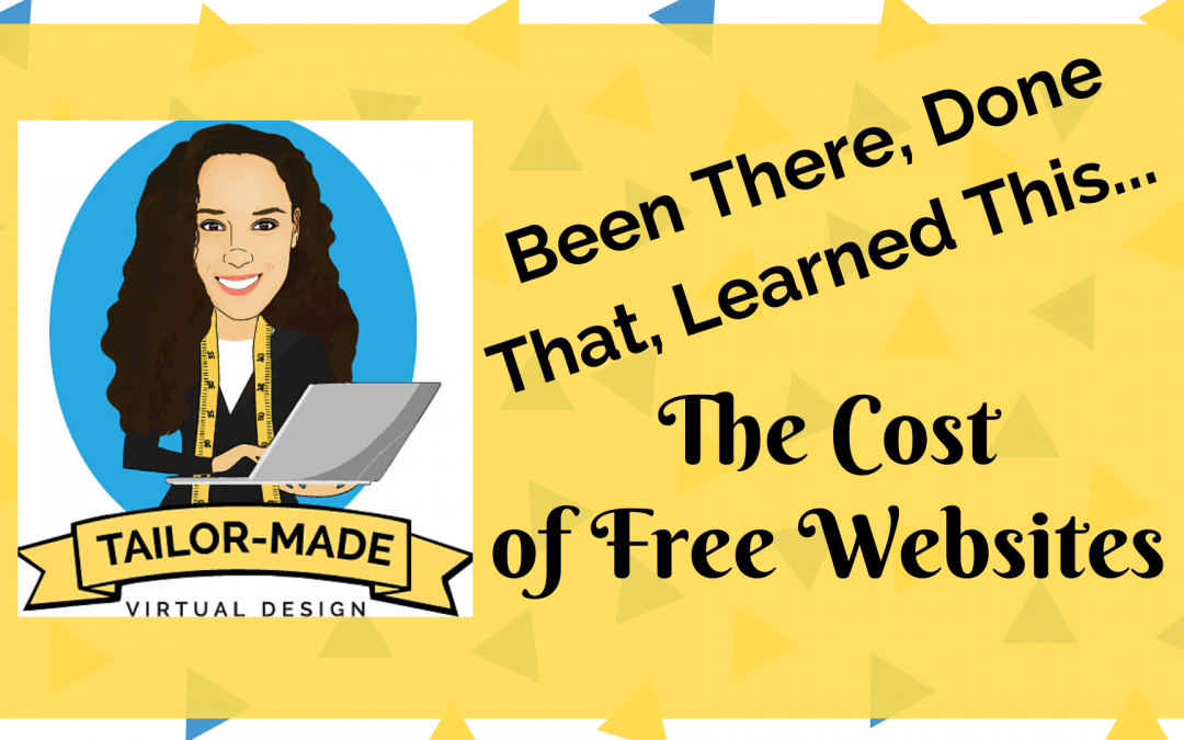 The Cost of Free Websites